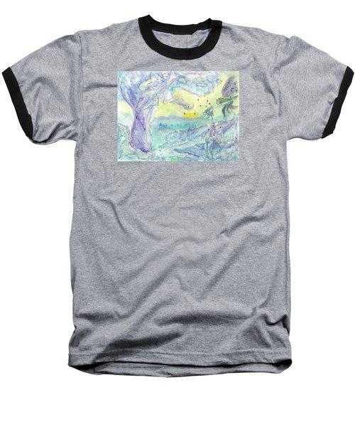 Visitors Baseball T-Shirt