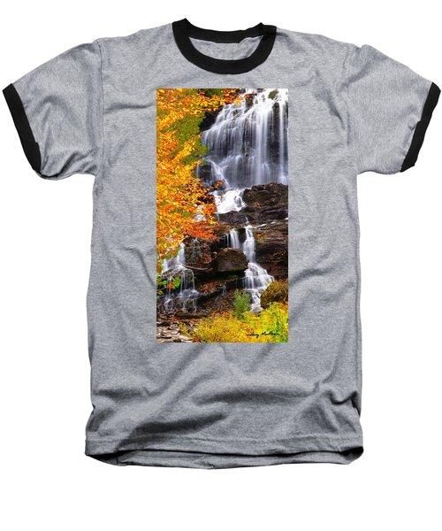 Vivid Falls Baseball T-Shirt