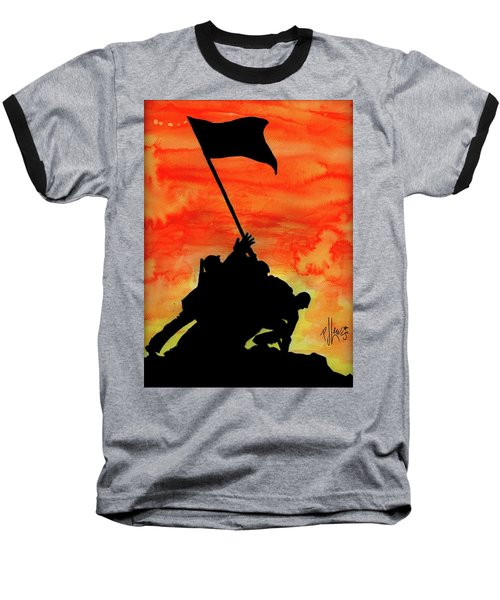 Vj Day Baseball T-Shirt