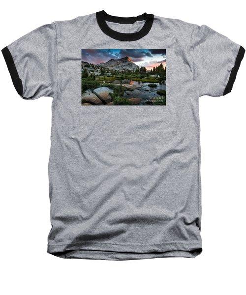 Vogelsang Peak Baseball T-Shirt