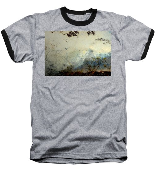 Voices Baseball T-Shirt by Mark Ross