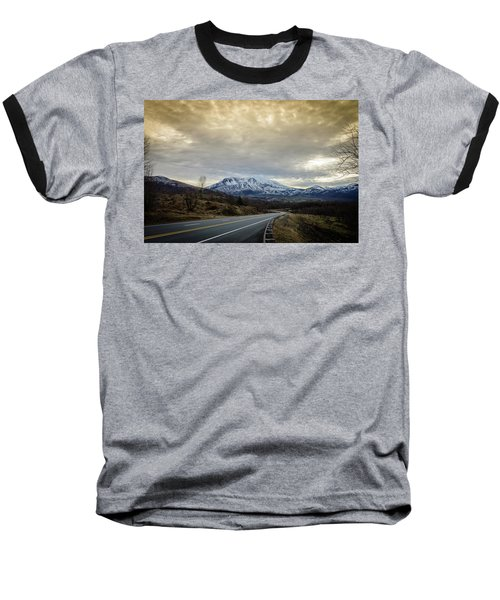 Volcanic Road Baseball T-Shirt