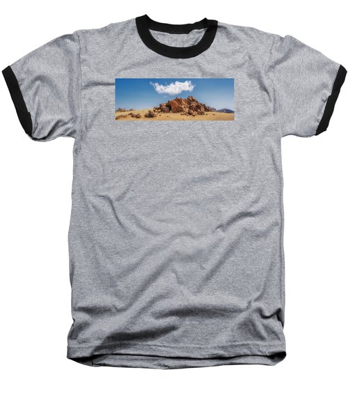 Volcanic Rocks Baseball T-Shirt