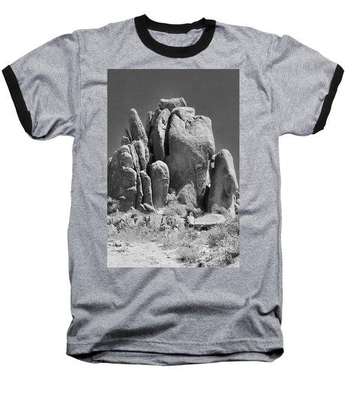 Volcano Fail Baseball T-Shirt