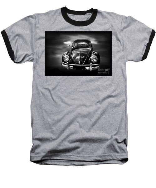 Volkswagen Baseball T-Shirt by Charuhas Images