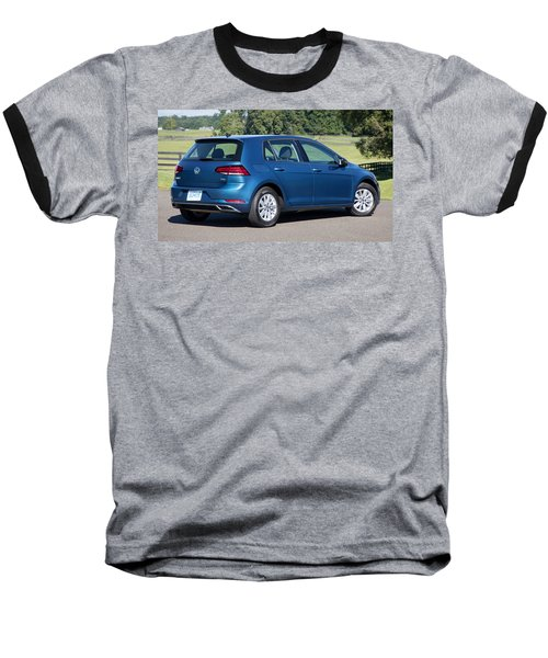 Volkswagen Golf Tsi Baseball T-Shirt