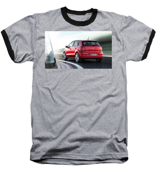 Volkswagen Polo Baseball T-Shirt