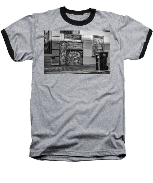 Voodoo Alley Baseball T-Shirt