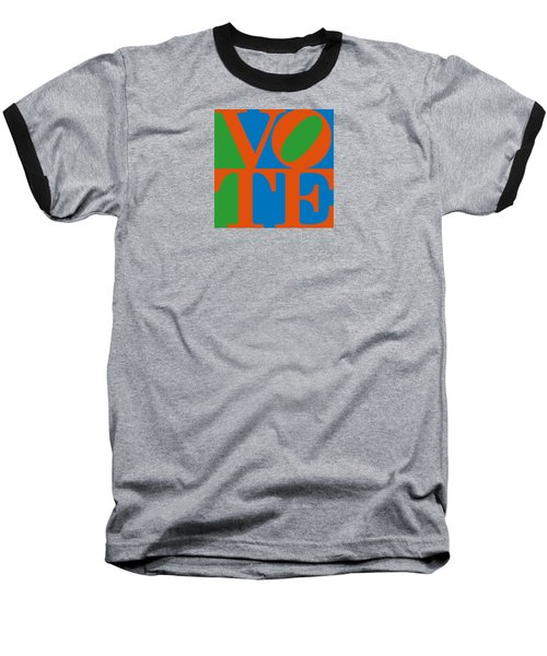 Vote Baseball T-Shirt