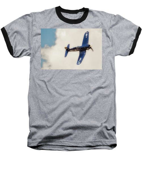 Vought F4u Corsair Baseball T-Shirt