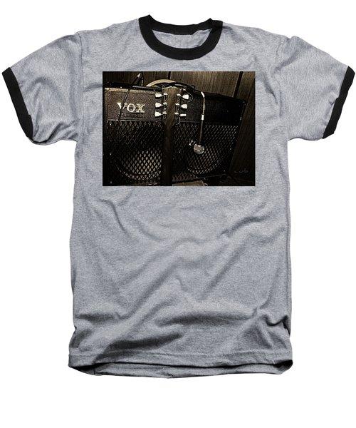 Vox Amp Baseball T-Shirt