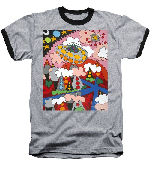 Voyager Baseball T-Shirt