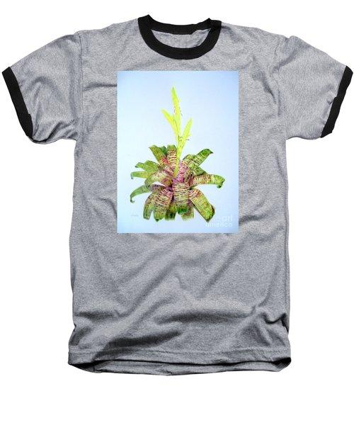 Vriesea Ospinae Var. Gruberi Baseball T-Shirt