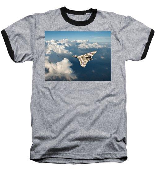 Vulcan Catching The Light Baseball T-Shirt