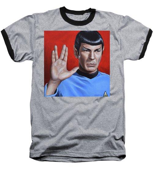 Vulcan Farewell Baseball T-Shirt
