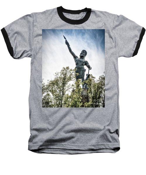 Vulcan Baseball T-Shirt