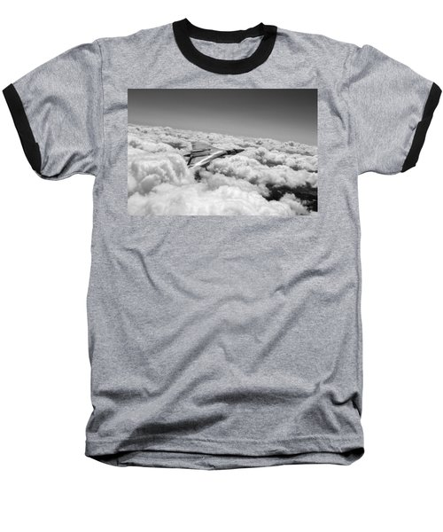 Vulcan Sheen Bw Version Baseball T-Shirt