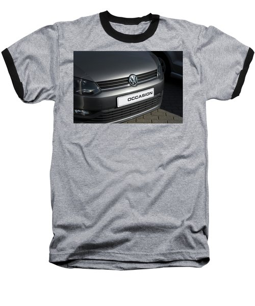 Baseball T-Shirt featuring the photograph Vw Occasion by Hans Engbers