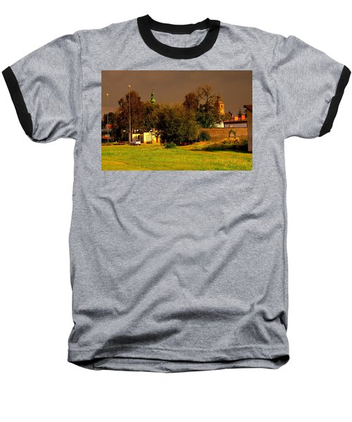 Wachock/poland/-general View Baseball T-Shirt