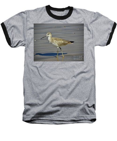 Wading Day Baseball T-Shirt
