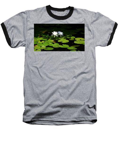 Wading Fairies Baseball T-Shirt