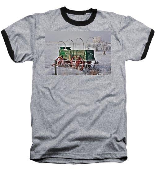 Wagon Baseball T-Shirt