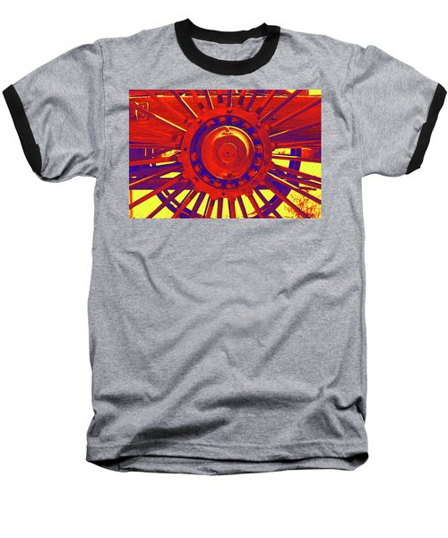 Wagon Wheel Baseball T-Shirt