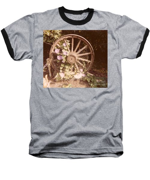 Wagon Wheel Memoir Baseball T-Shirt