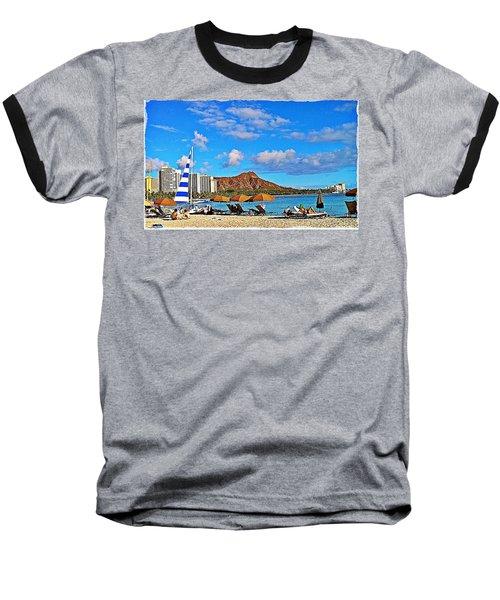 Waikiki Baseball T-Shirt