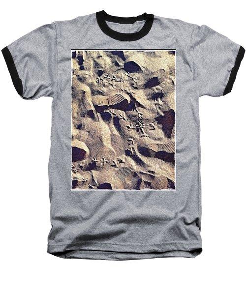 Waikiki Sand Baseball T-Shirt