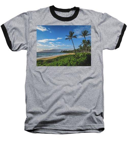 Wailea Beach Baseball T-Shirt
