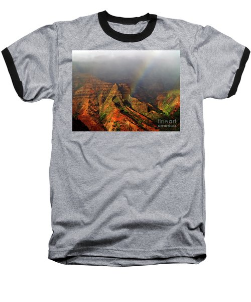 Waimea Canyon I Baseball T-Shirt
