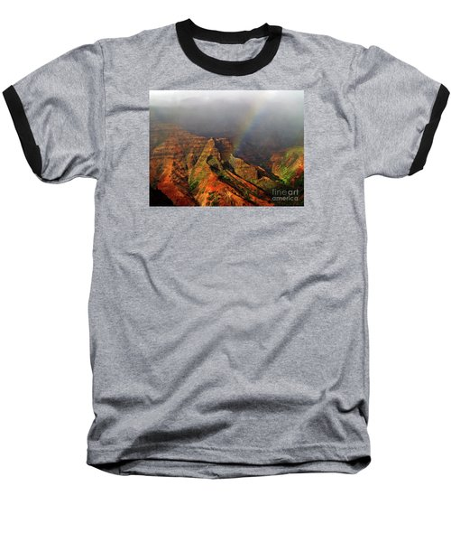Waimea Canyon I Baseball T-Shirt
