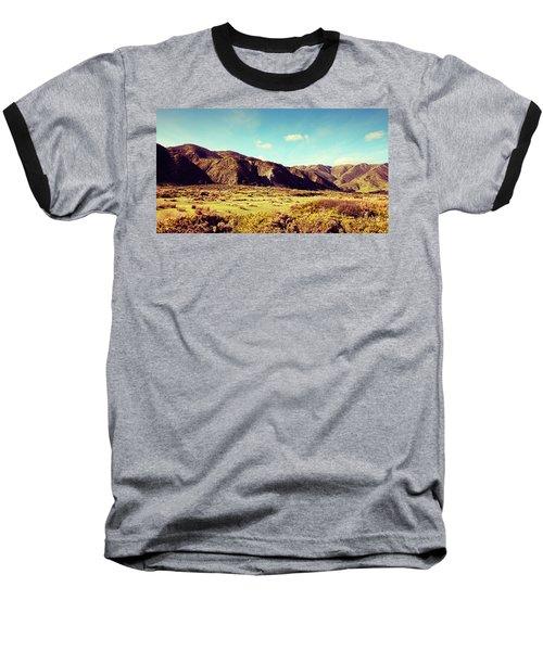 Wainui Hills Baseball T-Shirt by Joseph Westrupp