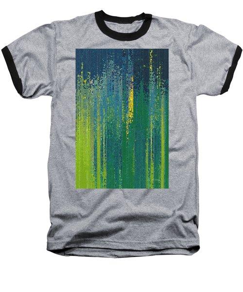 Wait For God. Lamentations 3 25 Baseball T-Shirt