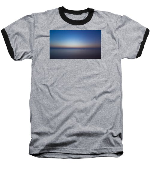 Waiting For A New Day Baseball T-Shirt by Andreas Levi