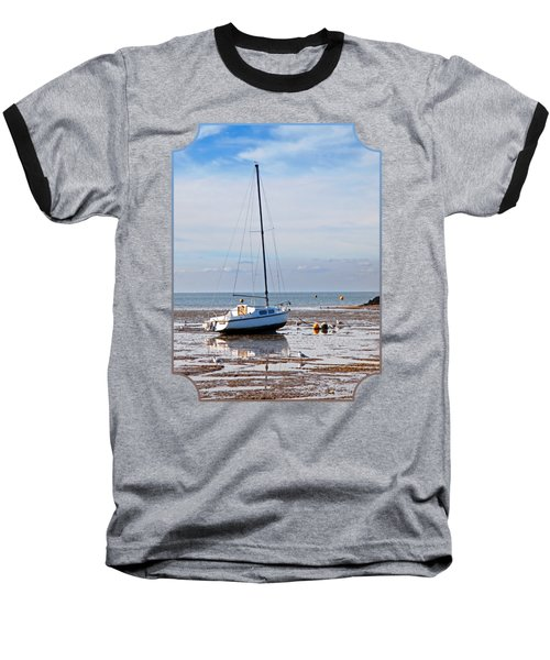 Waiting For High Tide Baseball T-Shirt