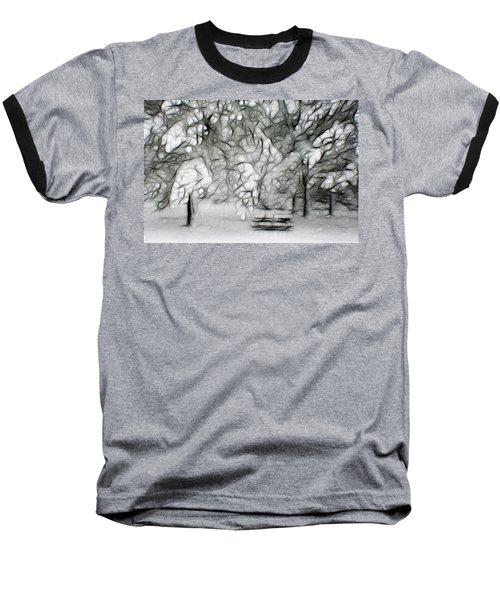 Waiting For Spring Baseball T-Shirt