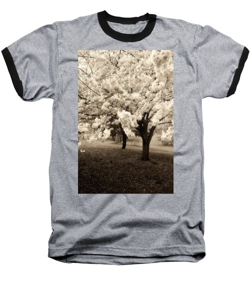 Waiting For Sunday - Holmdel Park Baseball T-Shirt