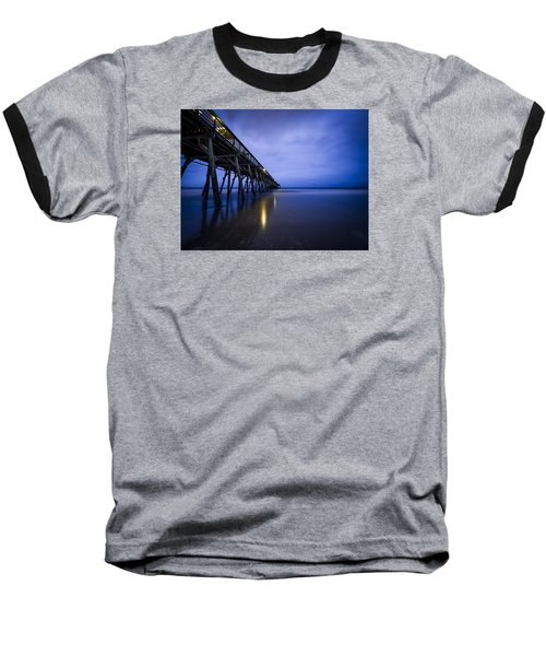 Waiting For The Dawn Baseball T-Shirt