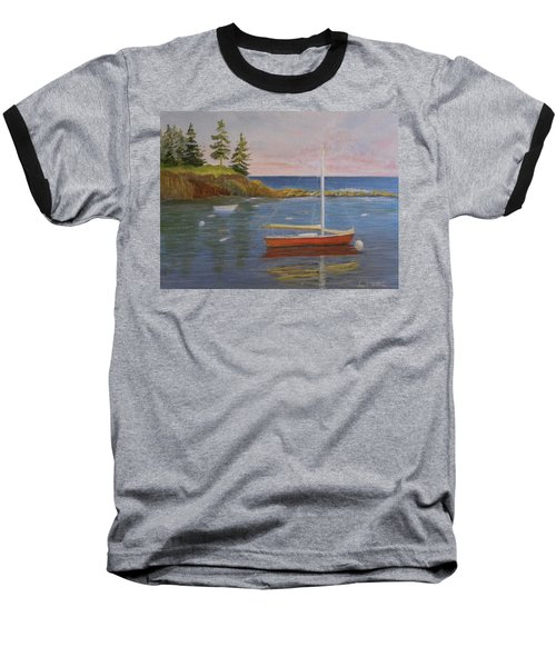 Waiting For The Wind Baseball T-Shirt
