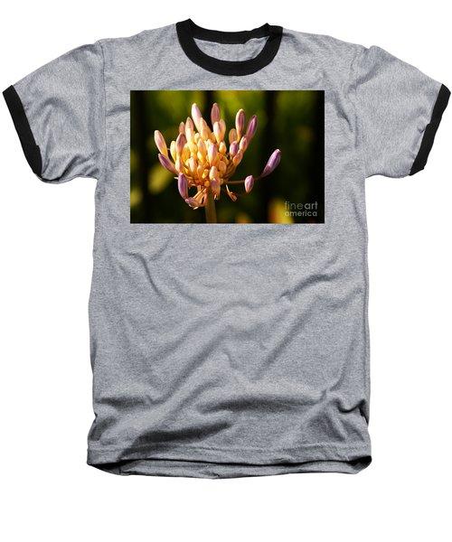Waiting To Blossom Into Beauty Baseball T-Shirt