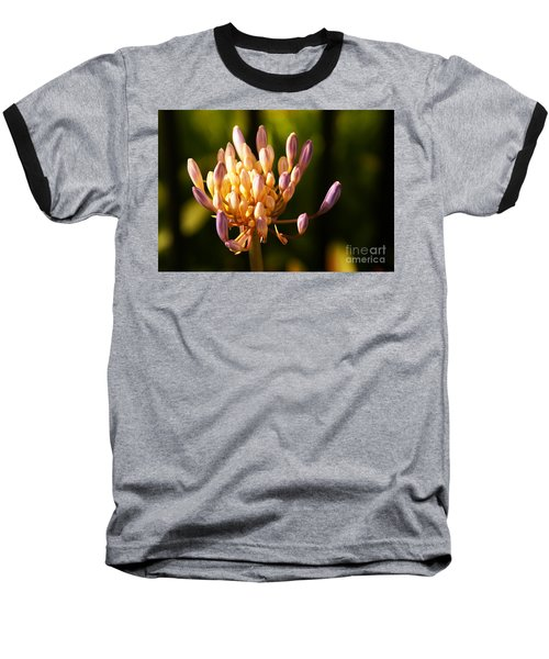Waiting To Blossom Into Beauty Baseball T-Shirt