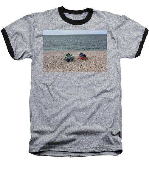 Waiting To Go To Sea Baseball T-Shirt