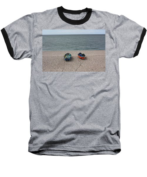 Waiting To Go To Sea Baseball T-Shirt