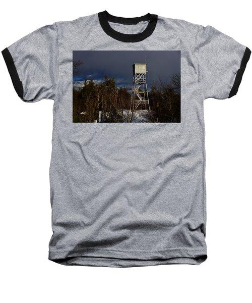 Waiting Tower Baseball T-Shirt