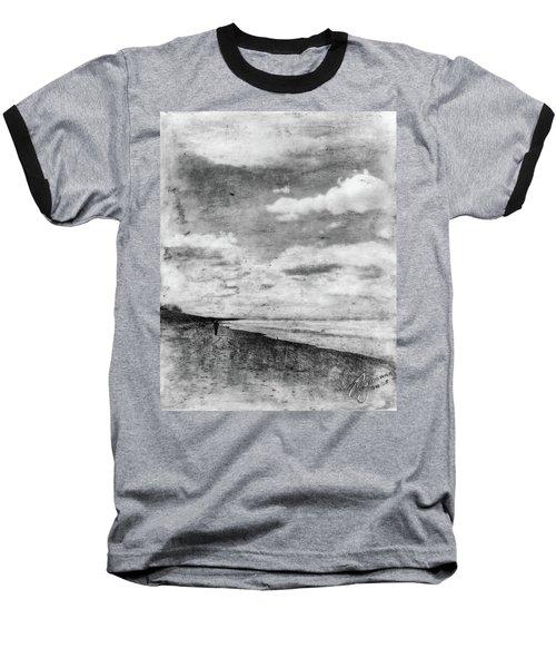 Walk Alone Baseball T-Shirt