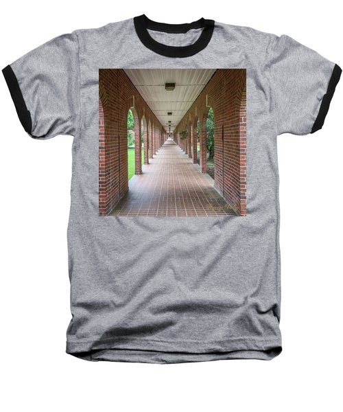 Walk Of Honor 3 Baseball T-Shirt by Gregory Daley  PPSA