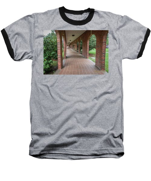 Walk Of Honor 6 Baseball T-Shirt by Gregory Daley  PPSA