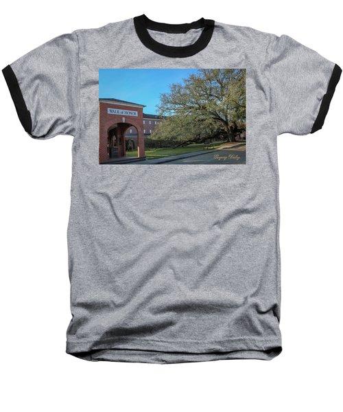 Walk Of Honor Entrance Baseball T-Shirt